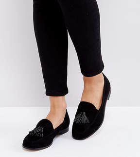 London Rebel Flat Tassle LoaferS