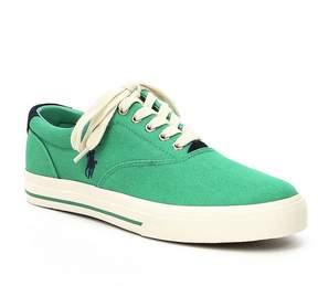 Polo Ralph Lauren Men's Vaughn Denim Sneakers