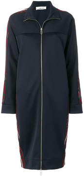 Circus Hotel straight-fit zip up coat
