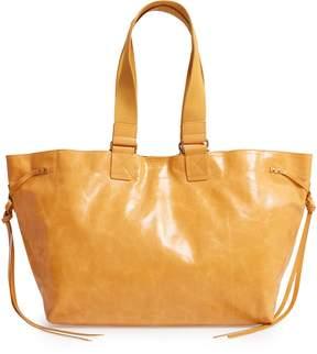 Isabel Marant Wardy New Leather Shopper