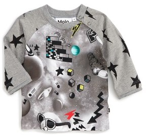 Molo Infant Boy's Elton Graphic T-Shirt