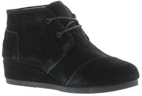 Toms Desert Wedge (Girls' Toddler-Youth)