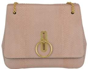 Mulberry Marloes Python Satin Finish Bag