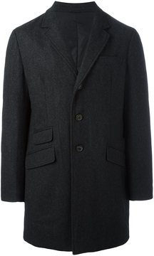 Aspesi padded button coat