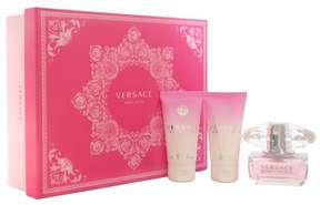 Gianni Versace Bright Crystal Gift Set for Women, Small, 3 Piece