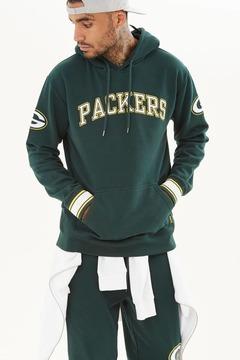 21men 21 MEN NFL Packers Fleece Hoodie
