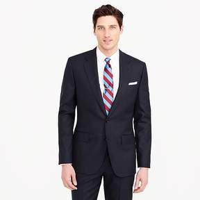 J.Crew Ludlow Slim-fit wide-lapel suit jacket in Italian wool