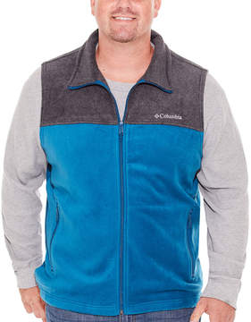 Columbia Flattop Ridge Fleece Vest - Big & Tall