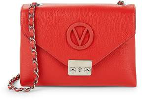 Mario Valentino Valentino by Women's Isabelle Leather Shoulder Bag