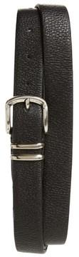 Eleventy Men's Leather Belt