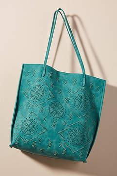 Anthropologie Alice Springs Tote Bag