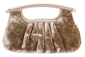 Judith Leiber Velvet Mini Bag