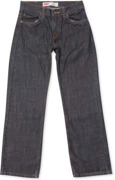 Levi's Slim 505 Regular Fit Jeans, Big Boys