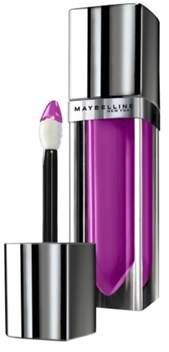 Maybelline Sensational Color Elixir Lip Lacquer Gloss, 040 Vision In Violet.