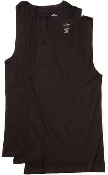 Calvin Klein Underwear Men's Solid Tank Top (3 PK)