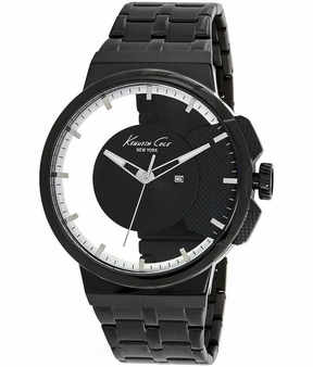 Kenneth Cole Transparent Watch