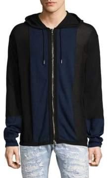 Diesel Black Gold Cotton Hood Jacket