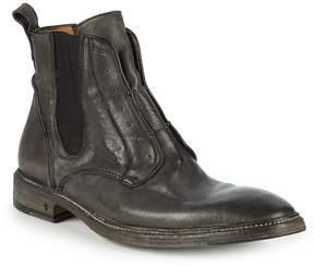 John Varvatos Men's Norwegian Leather Laceless Chelsea Boots