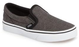 Vans Boy's Classic Slip-On