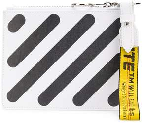Off-White double pouch