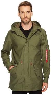Alpha Industries M-59 Fishtail Coat Men's Coat