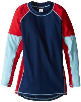 Toobydoo Longsleeve Rash Guard Boy's Swimwear