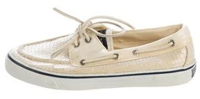 Sperry Sequined Low-Top Sneakers