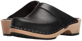 Swedish Hasbeens Swedish Husband Women's Clog Shoes