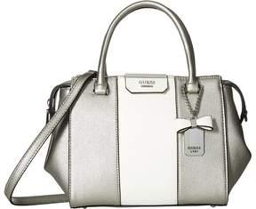 GUESS Ryann Satchel Satchel Handbags
