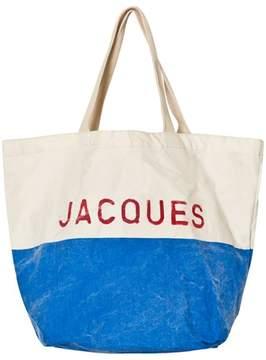Bobo Choses Blue Jacques Petit Tote Bag