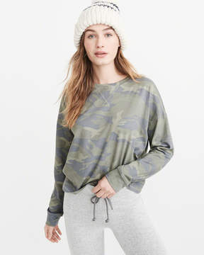 Abercrombie & Fitch Cut-off Camo Tee
