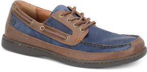 Børn Men's Harwich 4-Eye Canoe Moc-Toe Boat Shoes Men's Shoes