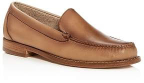 G.H. Bass & Co. Men's Lance Leather Moc Toe Loafers