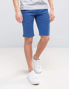 Lindbergh Chino Shorts in Indigo Blue