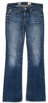 Adriano Goldschmied The Angel Boot Cut Low-Rise Jeans