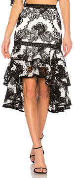 Alexis Halima Lace Skirt