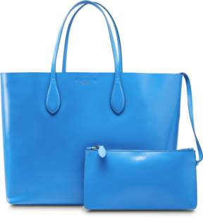 Rochas Calf Leather Tote Bag