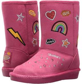 Skechers Glamslam 10817N Lights Girl's Shoes