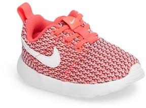 Nike Toddler Girl's Roshe Run Sneaker