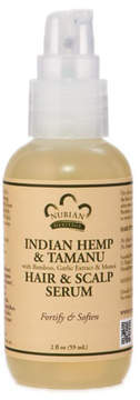 Nubian Heritage Hair + Scalp Serum - Indian Hemp + Tamanu by 2oz Serum)