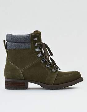 American Eagle Outfitters AE Suede Hiker Lug Boot