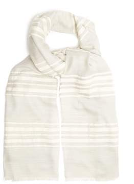 Max Mara Fetta striped scarf