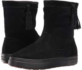 Crocs LodgePoint Suede Pull-On Boot Women's Pull-on Boots
