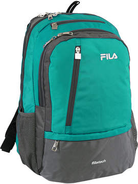Fila Teal Duel Tablet/Laptop Backpack