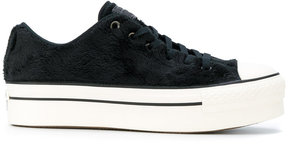 Converse Chuck Taylor All Star OX platform sneakers
