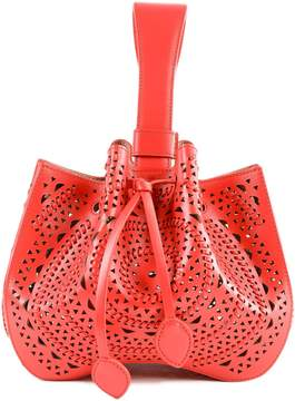 Alaia Cutout Bucket Bag