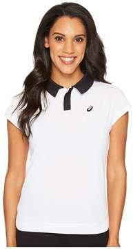 Asics Court Classic Polo Women's Short Sleeve Pullover