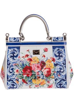Dolce & Gabbana Sicily Tote - MAIOLICA - STYLE