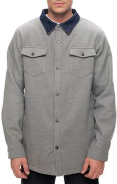 686 Sherpa Divide Shirt Jacket