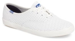 Keds Women's Champion Perforated Sneaker